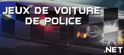 jeux de voiture de police. Black Bedroom Furniture Sets. Home Design Ideas